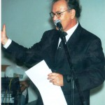 Discurso do Diretor Pedagógico Antônio Rodrigues